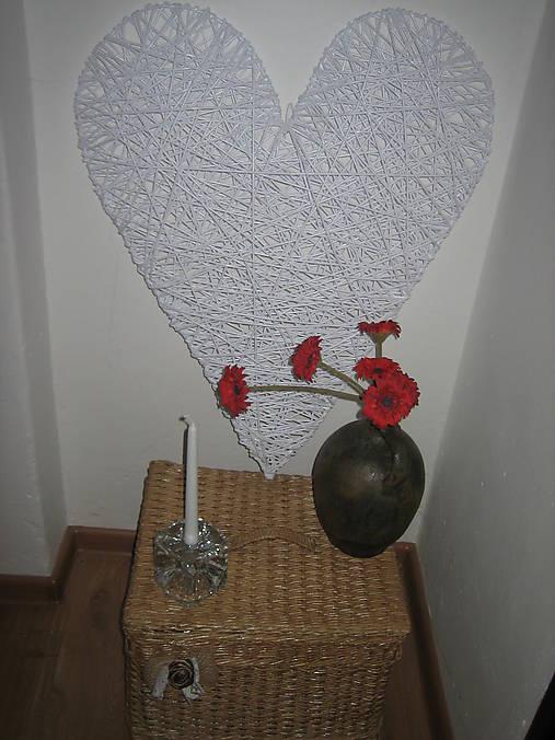 6cfb67c11 Vintage srdce. / LUBA.handmade - SAShE.sk - Handmade Dekorácie