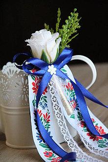 Pierka - svadobné pierko pre starejšieho alebo ženícha