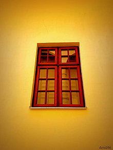 Fotografie - Zrkadlenie - 8176414_