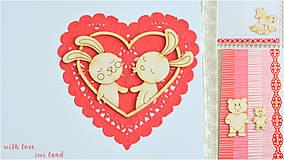 Papiernictvo - Detský fotoalbum - pre dievčatko - 8174577_