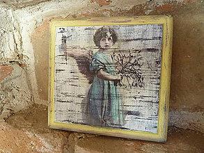 Obrázky - anjeliček - 8174720_