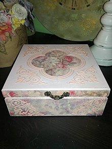 Krabičky - minišperkovnička - 8176649_
