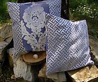 Úžitkový textil - DEKOratívnY vankúŠ - SadA - 8177765_