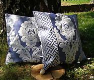 Úžitkový textil - DEKOratívnY vankúŠ - SadA - 8177766_