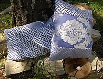 Úžitkový textil - DEKOratívnY vankúŠ - SadA - 8177767_