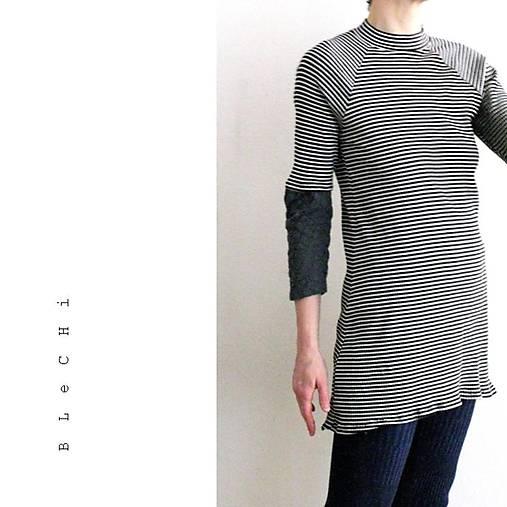 Tunika/Dlouhé triko