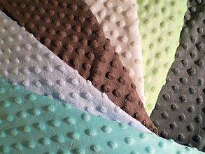 Textil - Minky vzorkovník pre chlapčekov - 8179265_