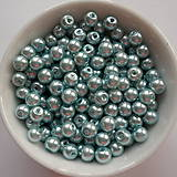 Korálky - Voskované perly 4mm-60ks - 8179407_
