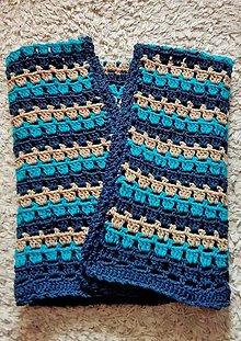 Textil - detská háčkovaná deka - 8177845_