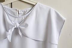 Topy - Biela blúzka - 8179256_