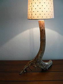 Svietidlá a sviečky - Muchotrávka hnedá - 8178307_