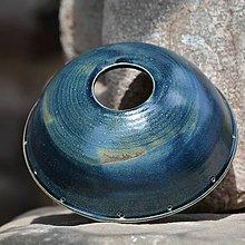 Materiál ručne robený - Kameninový vrchlík na světlo 19 cm - Z hlubin Země - 8179065_