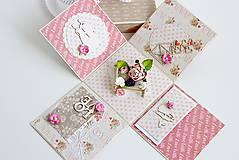 Papiernictvo - Svadobná krabička na peniaze - 8177360_