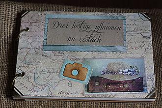 Papiernictvo - Cestovateľský album