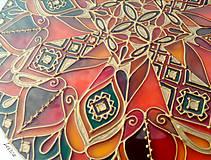 Dekorácie - Etno Mandala Cestovateľská-Dobrodružná - 8181667_