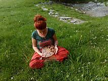 Dekorácie - Etno Mandala Cestovateľská-Dobrodružná - 8181668_