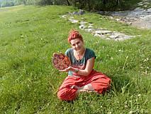 Dekorácie - Etno Mandala Cestovateľská-Dobrodružná - 8181669_