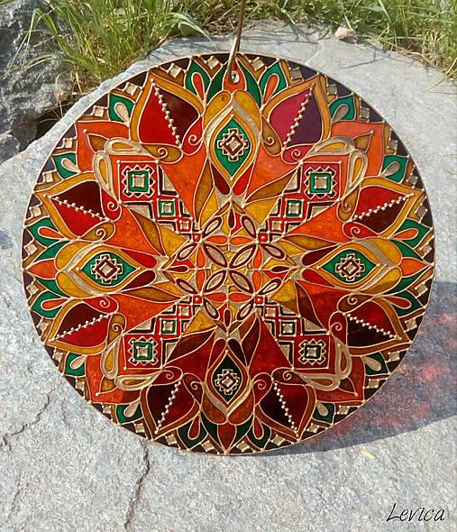 Etno Mandala Cestovateľská-Dobrodružná