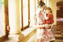 Šaty - Krátke ľanové šaty s ,,výšivkou,, - 8180987_