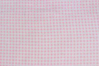 Textil - Kockovaný flanel - 8182175_
