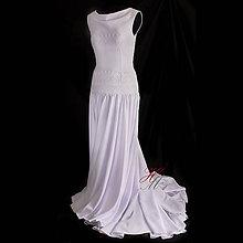 Šaty - Svadobé šaty dlhé II - 8181955_