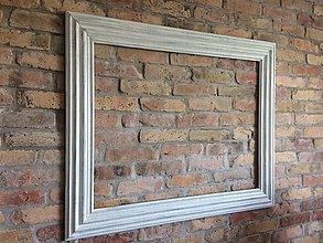 Zrkadlá - Zrkadlo Tribes biele - 8183820_