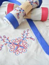 Nákupné tašky - Nákupná taška Folk - 8186295_