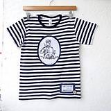 Detské oblečenie - KAPITÁNEM PRÁZDNINOVÉ LODI - vel. 146 - 8184917_