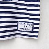 Detské oblečenie - KAPITÁNEM PRÁZDNINOVÉ LODI - vel. 122 - 8185092_