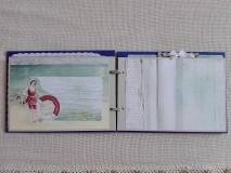 Papiernictvo - Fotoalbum z dovolenky / zo svadobnej cesty - 8183974_