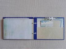 Papiernictvo - Fotoalbum z dovolenky / zo svadobnej cesty - 8183975_