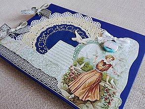 Papiernictvo - Fotoalbum z dovolenky / zo svadobnej cesty - 8183969_