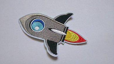 Galantéria - Nažehľovačka Raketa - 8186062_