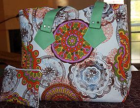 Veľké tašky - Kabelka Alica - tote market - 8186186_