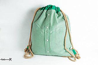 Batohy - Vak Košelák - zelenáč - 8182746_