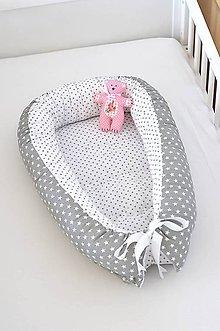 Textil - Hniezdo pre bábätká - 8183341_