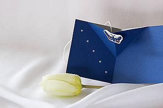 Papiernictvo - Keď vyletí motýľ  IV - pozdrav - 8186306_