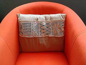 Úžitkový textil - Melvina Vlll. - návlečka na vankúšik - 8182861_