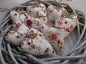 Darčeky pre svadobčanov - Srdiečká - 8184097_
