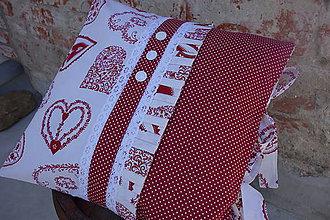Úžitkový textil - Vankúš - 8189840_