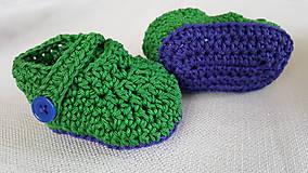 Detské topánky - Papucky - 8188657_