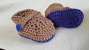 Detské topánky - Papucky - 8188683_