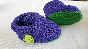 Detské topánky - Papucky - 8188688_