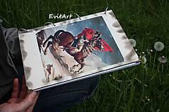 Zápisník, diár - Napoleon A4
