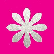 Pomôcky/Nástroje - Raznica Kvet 8 lupienkov 7,5 cm - 8188947_