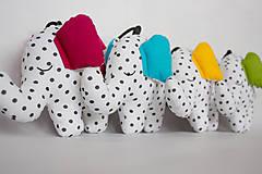 Hračky - #Sloník, hračka - 8189810_
