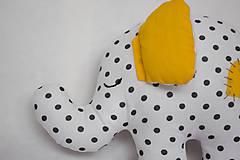 Hračky - #Sloník, hračka - 8189812_