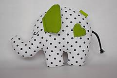 Hračky - #Sloník, hračka - 8189879_