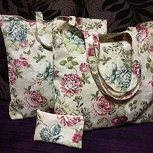 Veľké tašky - Taška plážová, nákupná - 8189697_