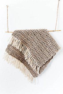 Úžitkový textil - Bohemian... Rug... 100% VLNA - 8187473_